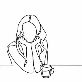 Shana Ronayne - Line Drawing