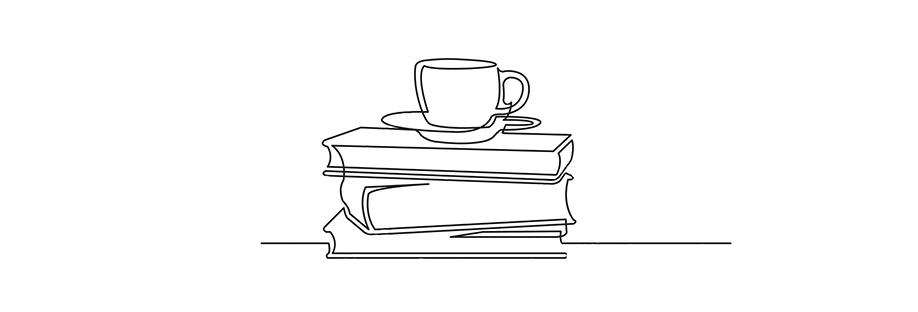 Shana Ronayne - Books and Tea