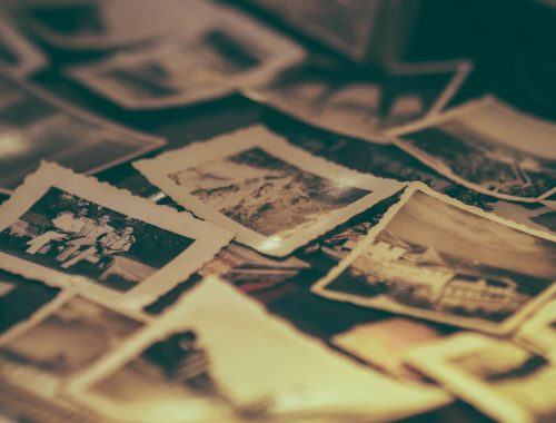 Weekly Writing Exercise: Old Photos