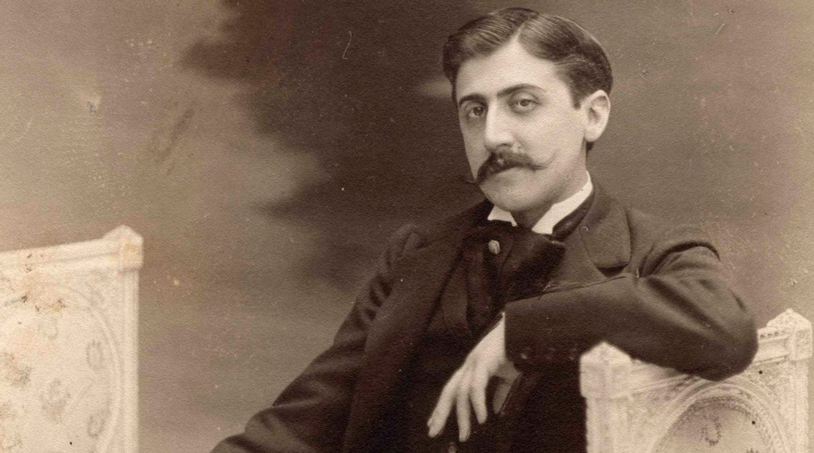 Weekly Writing Exercise: The Proust Questionnaire